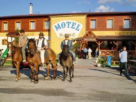 Ubytovacie zariadenie Motel Ranč (detail zariadenia)