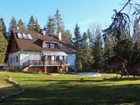Ubytovacie zariadenie Chaty Tatra (detail zariadenia)